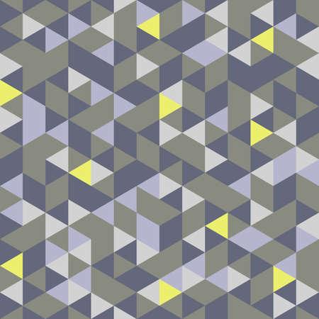 texture fantasy: Pattern of geometric shapes. Illustration