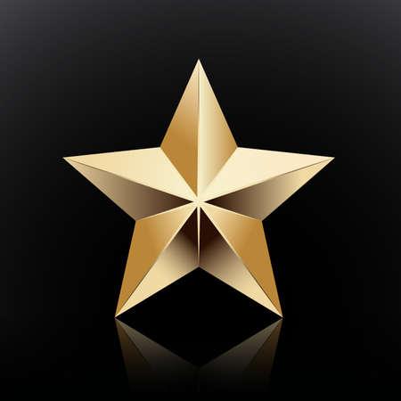 Star icon vector illustration Illustration