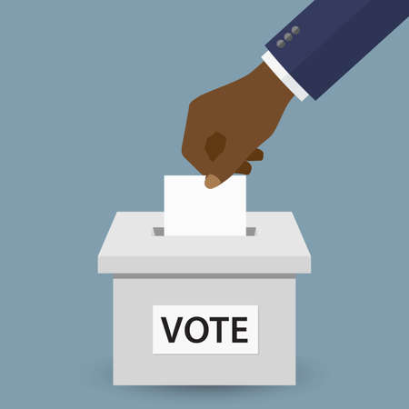투표 개념
