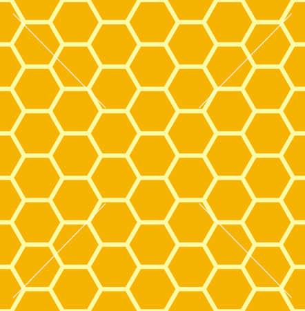 Honeycomb background texture.