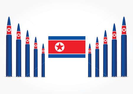 北朝鮮の大陸間弾道ミサイル