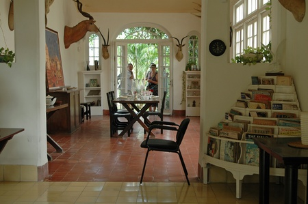 hemingway: Cojimar, Cuba, 2011-11-23: Finca Vigia of Ernst Hemingway