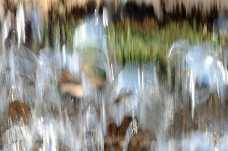 blurry waterfall as background Stock Photo - 14667101