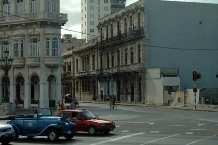 Street in the old town of Havana
