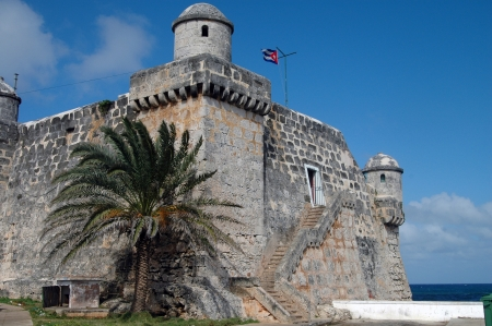 fortification: Torreon de Cojimar, a fortification built by Giovanni Bautista Antonelli