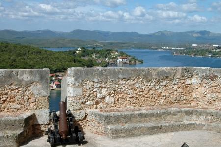 san pedro: Castillo del Morro, Santiago de Cuba