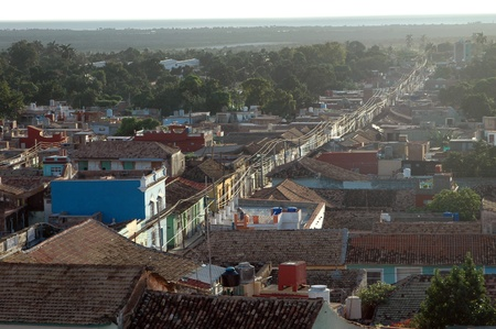 City of Trinidad, Cuba photo