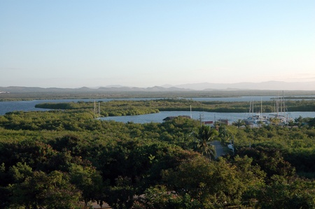 Peninsula Ancon, Bahia de Casilda