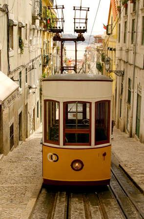 Lisbon Tram Editorial