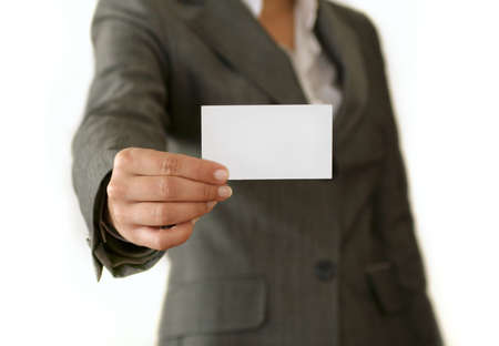 Business Card Stock Photo - 690843