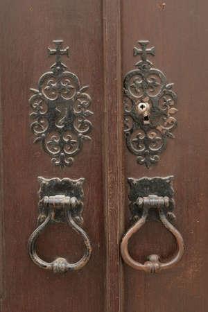 Door knocker Stock Photo - 2020786