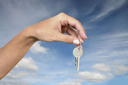 The keys to success Stock Photo - 2135013