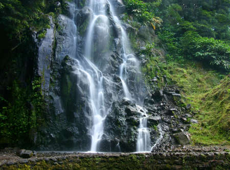 Waterfall - Azores, Portugal