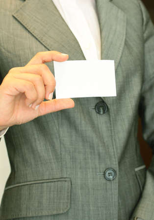 Business card Stock Photo - 4994094