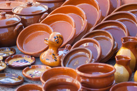 Souvenirs from Segovia  Spain Stock Photo
