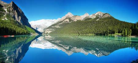 louise: Lake Louise panorama