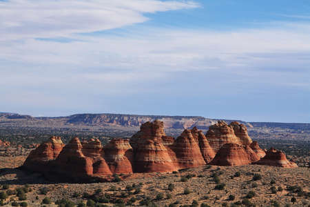 paria canyon: Coyote buttes area