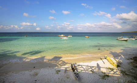 celebes: Bira beach, remote beach and one of the best beaches in all Indonesia, Sulawesi