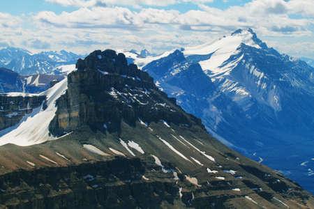 cirque: Vista dal Cirque picco, il parco nazionale di Banff