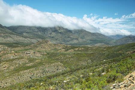 redish: Redish gorge in Swartberg pass, South Africa