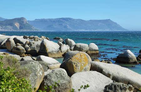 boulders: Boulders beach in Cape peninsula, South Africa