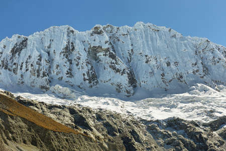 Ocshapalpa peak (5888 m), Peru