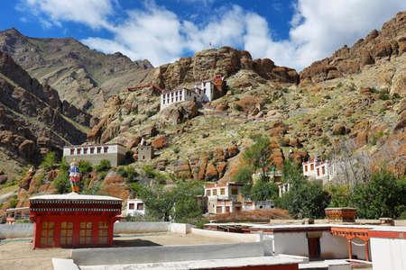 Hemis monastery, the biggest monastery in Ladakh, north of India