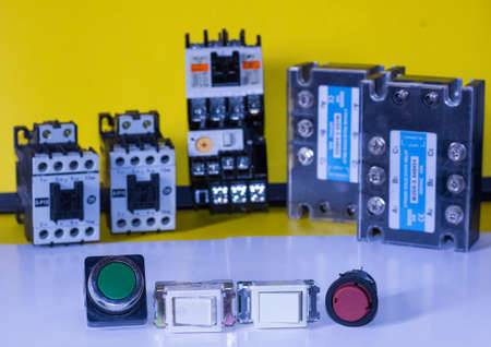 Different types of electrical switches
