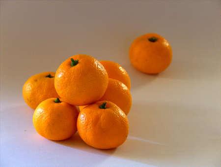 mandarina: Mandarinas
