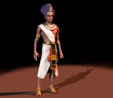 고대 이집트의 파라오