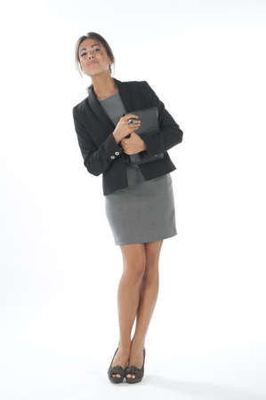 Self confident female young business executive looking at camera Stock Photo - 14429513