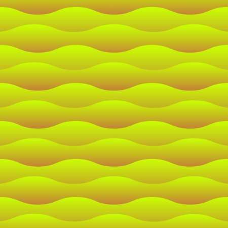 Soft gradient wavy background. Seamless pattern. Light glow effect. Modern Abstract background for business cards and covers. Template or mock up.