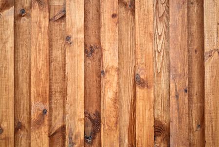Hölzerne Textur für Hintergrund oder Modell. Alte rustikale Holzstruktur hautnah. Zaunstruktur oder flaches Holzbanner, Werbetafel, Schild