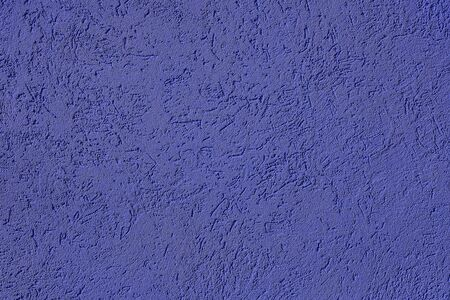 Navy Blue Textured cement or concrete wall background. Deep focus. Mock up or template for modern design.