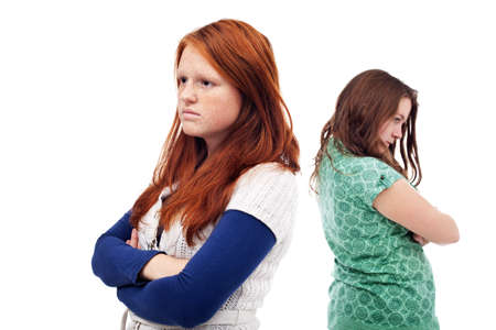 beetwen: Conflict beetwen two teenager girls