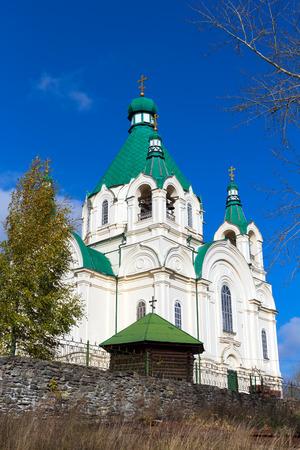 alexander: Alexander Nevsky Church Stock Photo