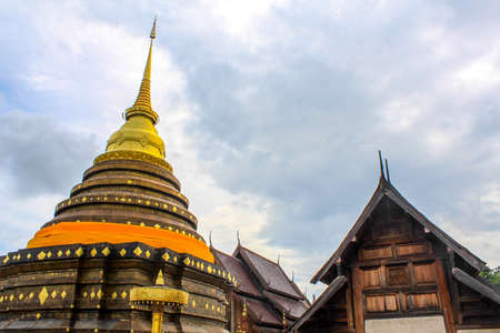 that: Thai temple Phar That Lampang