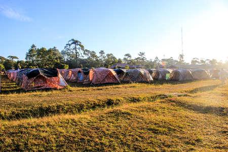 phukradueng: Phukradueng forest camping, Loei, Thailand