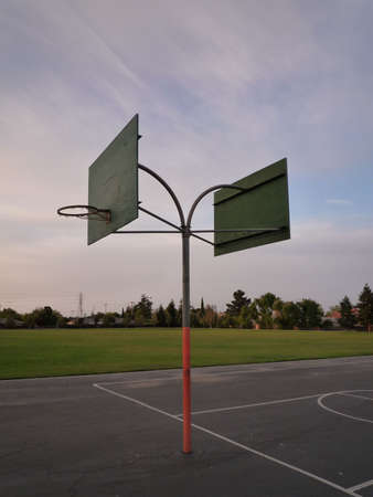 basket court