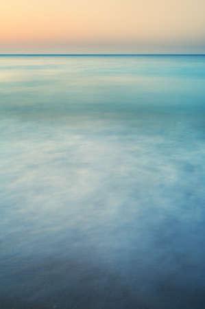 Morning sea background