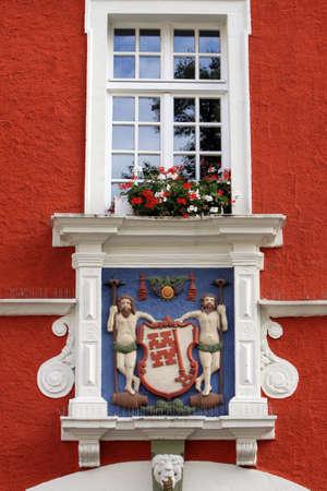 soest: Historic City Hall Soest, North Rhine-Westphalia, Germany, Soest