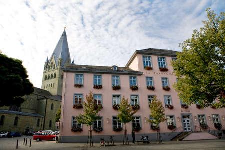 soest: Soest City Hall, North Rhine-Westphalia, Germany, Soest