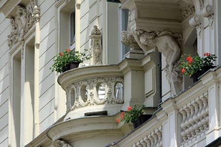 Karlovy Vary, Czech Republic Stock Photo