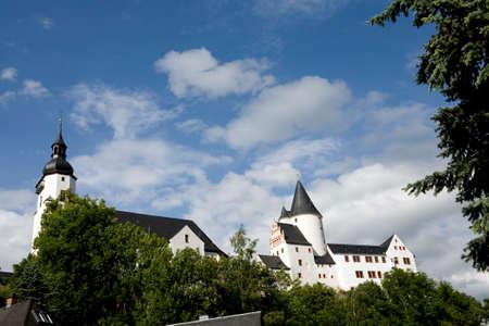 saxony: Schwarzenberg, Saxony, Germany