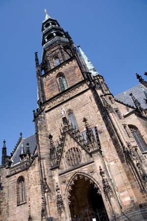 saxony: St Marys Cathedral, Saxony, Germany, Zwickau