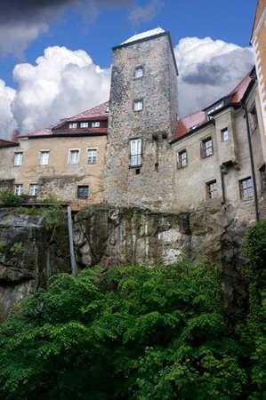 saxony: Burg Hohenstein, Saxony, Germany