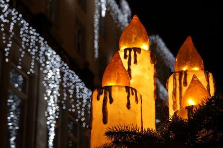 Christmas in Dresden, Saxony, Germany Reklamní fotografie - 24829952