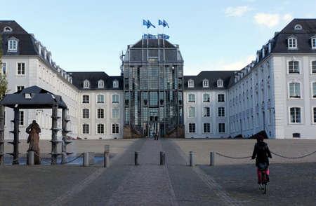 saarland: Castle, Saarbruecken, Saarland, Germany