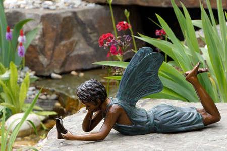 bassin jardin: �tang de jardin avec ruisseau, Garden State Show, Zuelpich, Rh�nanie du Nord-Westphalie, Allemagne
