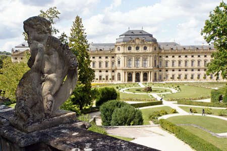 residenz: Residenz Wurzburg, Bavaria, Germany